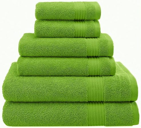 Hotel & Spa Quality, Absorbent