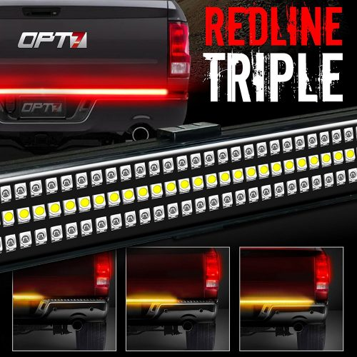 "OPT7 60"" Redline TRIPLE LED"