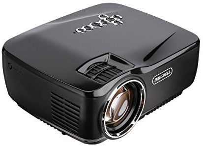 Projector, HAUSBELL 1500ANSI