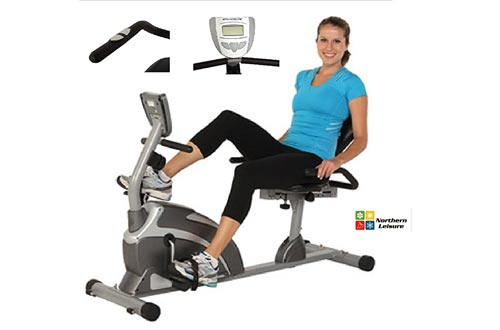 Top 10 Best Recumbent Exercise Bikes Reviews In 2020