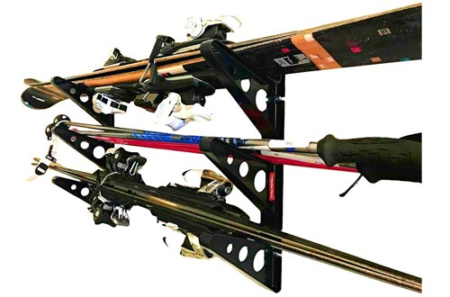 Top 10 Best Ski Storage Racks Reviews In 2019