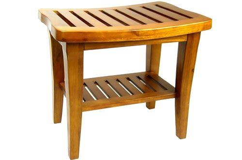 Top 10 Best Teak Shower Benches Reviews In 2018