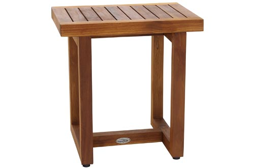 "The Original Spa 18"" Teak Shower Bench"