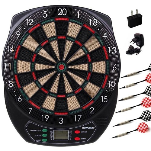 Top 10 Best Electronic Dart Boards in 2019