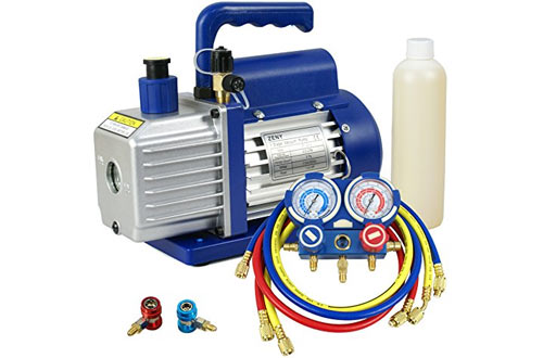 Top 10 Best Air Conditioning Vacuum Pumps Reviews In 2018