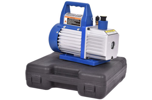 Goplus 4CFM 1/3 HP Air Vacuum Pump