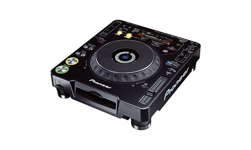 5. Pioneer CDJ-1000MK3 Digital Vinyl Turntable