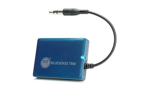 1. GOgroove BlueSENSE TRM 3.5mm AUX to Bluetooth Transmitter Wireless Adapter