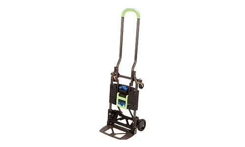 1. Cosco Shifter 300-Pound Capacity Multi-Position Heavy Duty Folding Hand Truck and Dolly