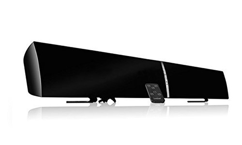 8. LuguLake TV Sound Bar 3D Surround Wireless Speaker
