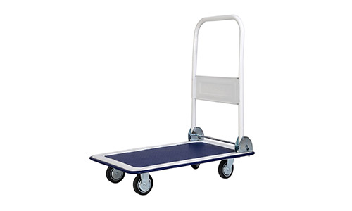 5. Giantex 10 10 330lbs Platform Cart Dolly Folding Foldable Moving Warehouse Push Hand Truck
