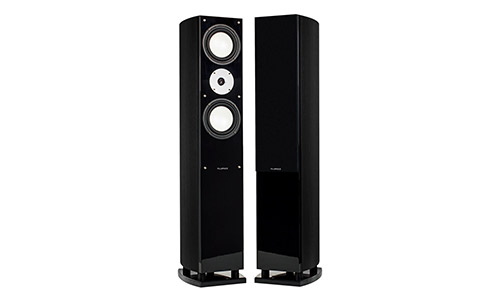 1. Fluance XL7F High Performance Three-way Floorstanding Loudspeakers