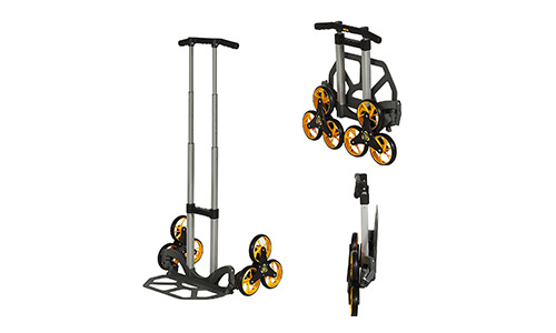 10. Trifold LLC MPHD-1 UpCart Lift All-Terrain Folding Hand Truck