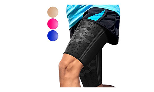 6. Thigh compression Sleeves by Sparthos.