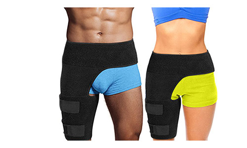4. Hip Stabilizer and Groin Brace.