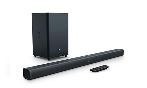 2. JBL Bar 2.1 Home Theater Starter System
