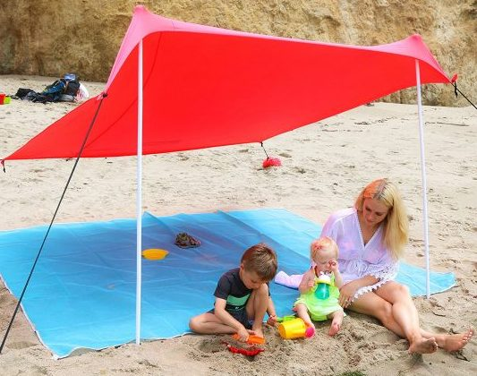 Best XL Portable Beach Shade