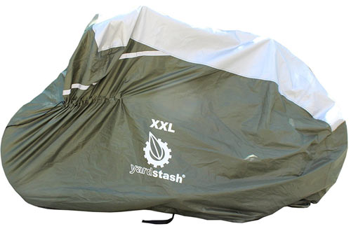 YardStash XXL Bicycle Cover for Trike & Beach Cruiser Cover