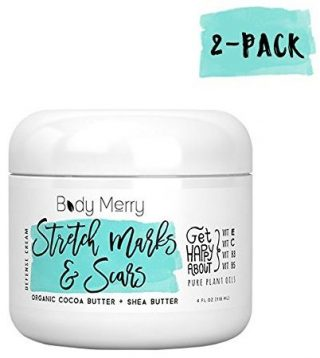 Body Merry Stretch Mark Removal Creams