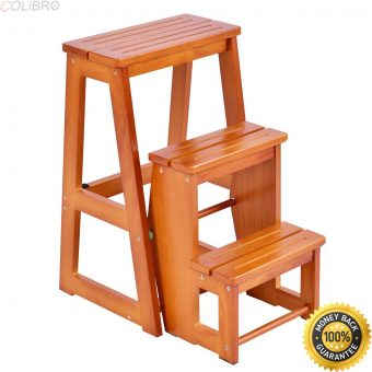 COLIBROX-wooden-step-stools