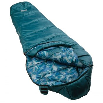 Coleman-sleeping-bag-for-kids