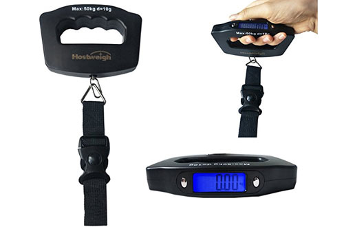 Digital Travel Hanging Luggage Scale