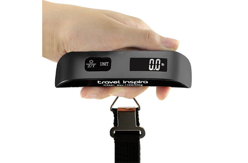 Travel Inspira Digital Hanging Luggage Scale