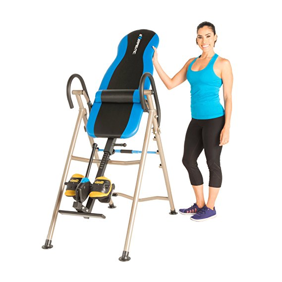 EXERPEUTIC Inversion Table with SURELOCK Safety Ratchet System