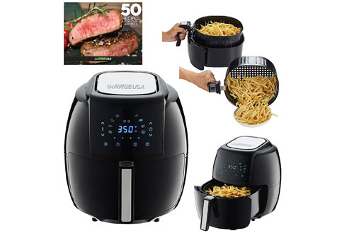 Top 10 Best Electric Air Fryers Reviews In 2021