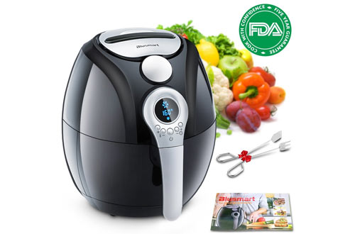 Electric Air Fryer, Blusmart Power Air Frying Technology