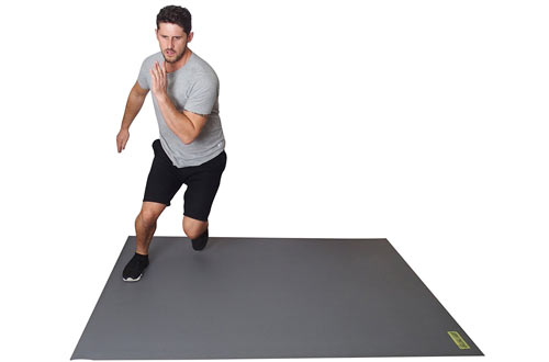 Large Exercise Mat For Home Gym