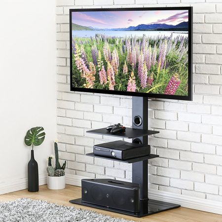 Top 10 Best TV Stands with Mount in 2021
