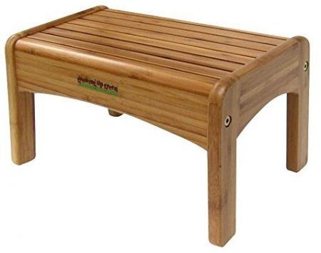 Growing Up Wooden Step Stools
