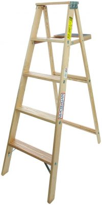 Michigan-Ladder-best-wooden-ladders