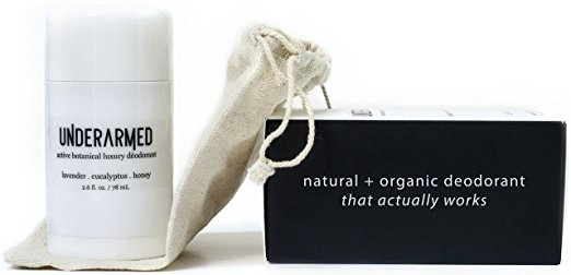 Natural Deodorants for Women