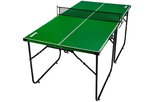 Franklin Sports Tennis Table for Smaller Spaces