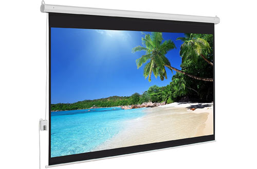 Motorized Electric Auto HD Projection Screen