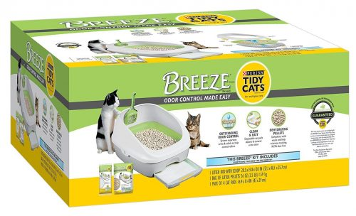 Purina Cat Self Cleaning Litter Boxes