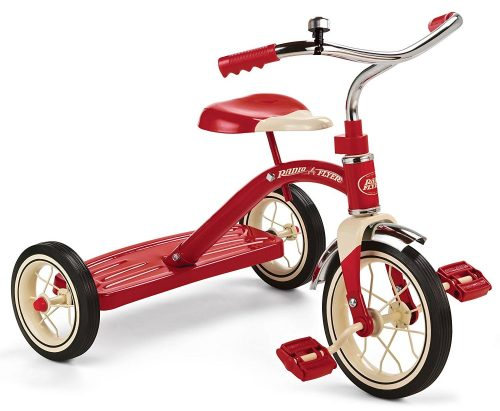 "Radio Flyer 10"" Red Classic Tricycle"