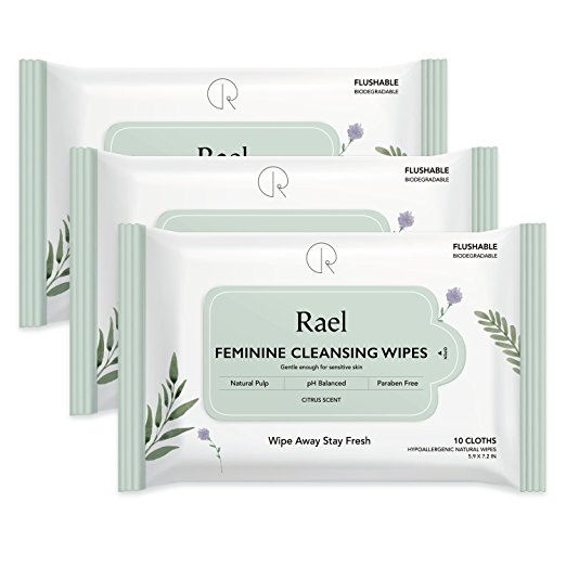 Ten Best natural Feminine Wipes