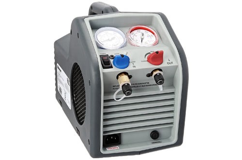 Top 9 Best Refrigerant Recovery Machines Reviews In 2018