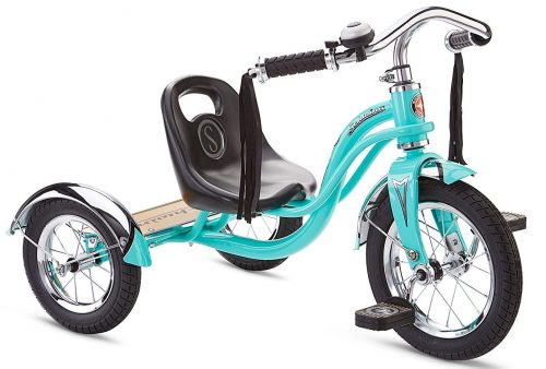Schwinn Roadster Tricycle, Teal, 12""