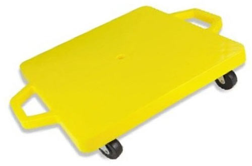 Champion Sports Standard Scooter Board with Handles