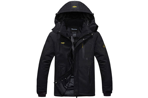 Top 10 Best Ski Jackets for Men or Women Reviews In 2018