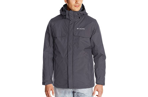 Columbia Sportswear Men's Bugaboo Interchange Jacket