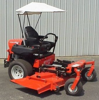 Soft-Top-zero-turn-mowers