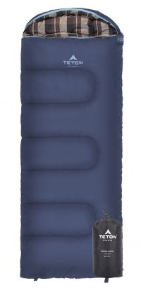 Teton-Sports-sleeping-bag-for-kids - Sleeping Bags for Kids