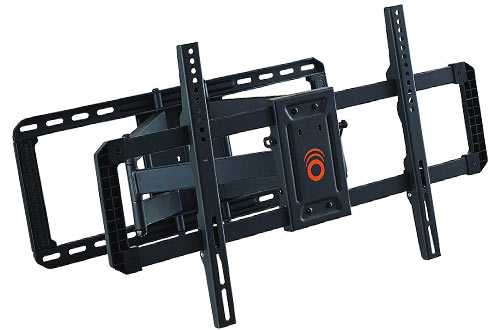 ECHOGEAR Full Motion Articulating TV Wall Mount Bracket