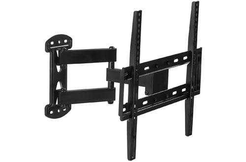Full Motion TV Wall Mount Corner Bracket