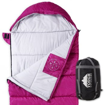 Tough Outdoors Sleeping Bag for Kids